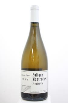 Julien Cruchandeau Puligny-Montrachet Hameau de Blagny 2016