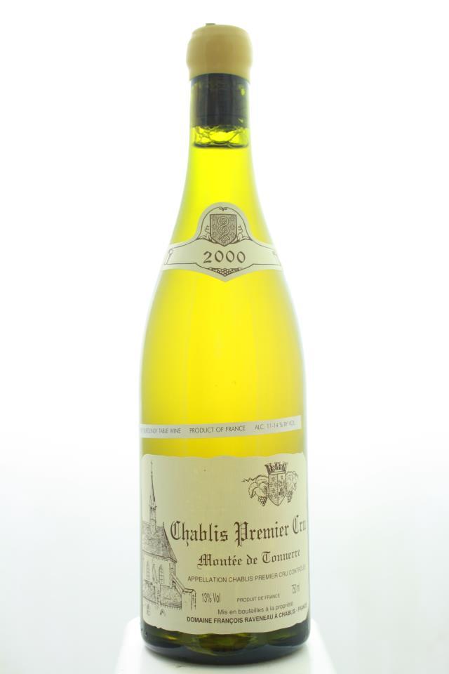 François Raveneau Chablis Montée de Tonnerre 2000