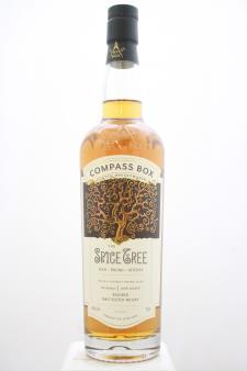 Compass Box Blended Malt Scotch Whisky The Spice Tree NV