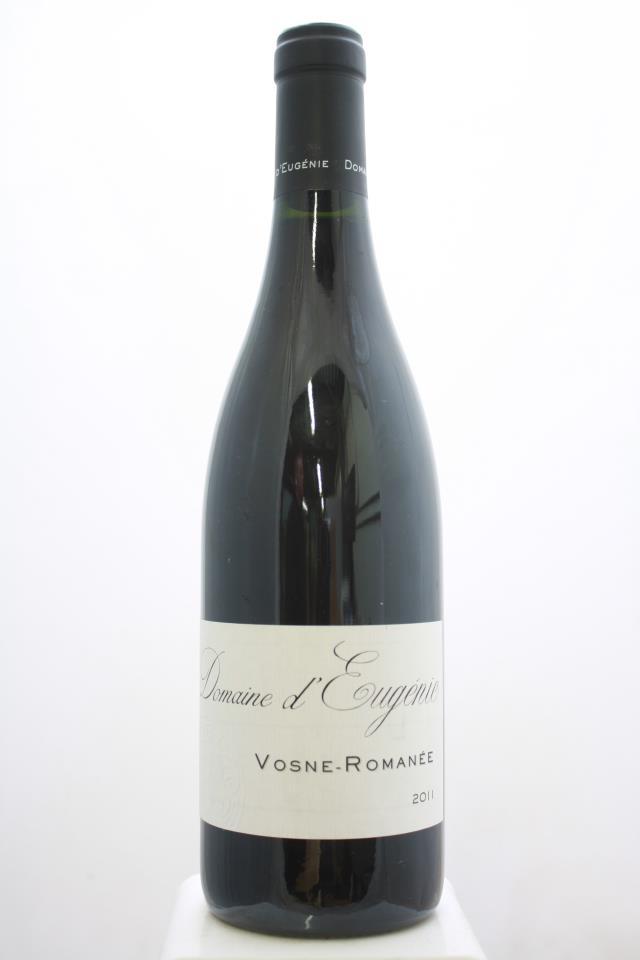 Domaine d'Eugenie Vosne-Romanée 2011