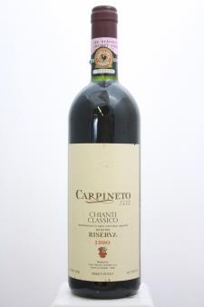 Carpineto Chianti Classico Riserva 1990