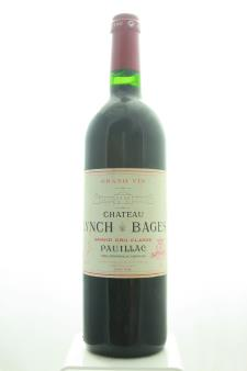 Lynch-Bages 1997