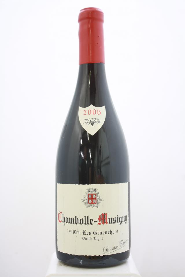 Fourrier Chambolle Musigny Les Gruenchers Vieilles Vignes 2006