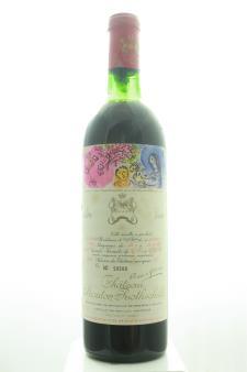 Mouton Rothschild 1970
