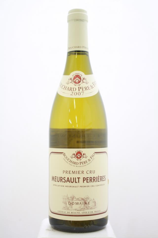 Bouchard Père & Fils (Domaine) Meursault Les Perrières 2007