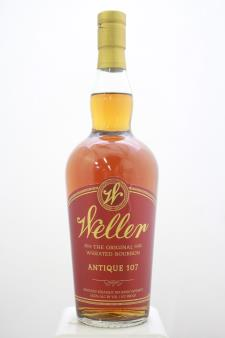 Weller Kentucky Straight Bourbon Whiskey Antique 107 NV