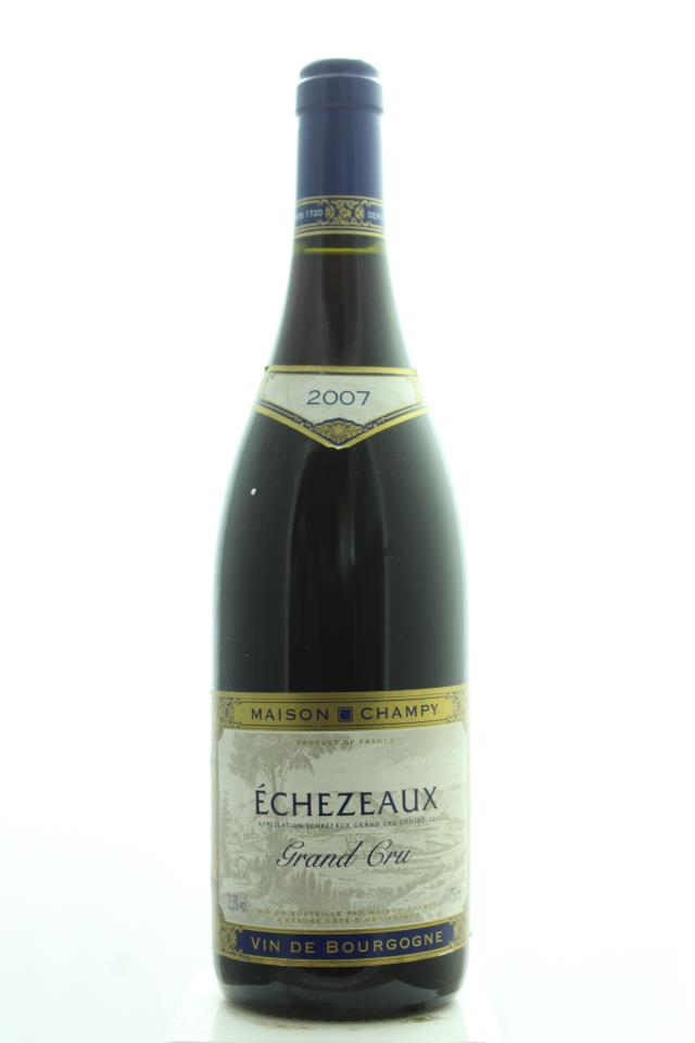 Maison Champy Echézeaux 2007