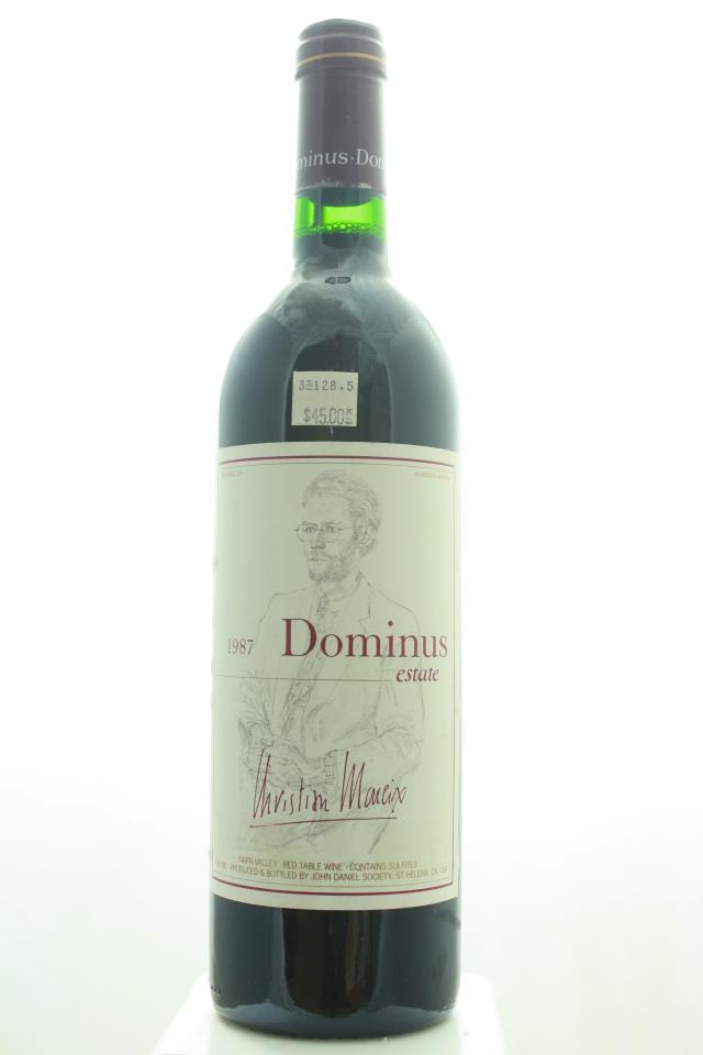 Dominus Estate 1987