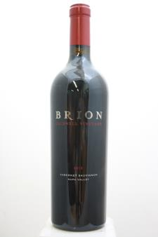 B. Wise Cabernet Sauvignon Caldwell Vineyard Brion 2013