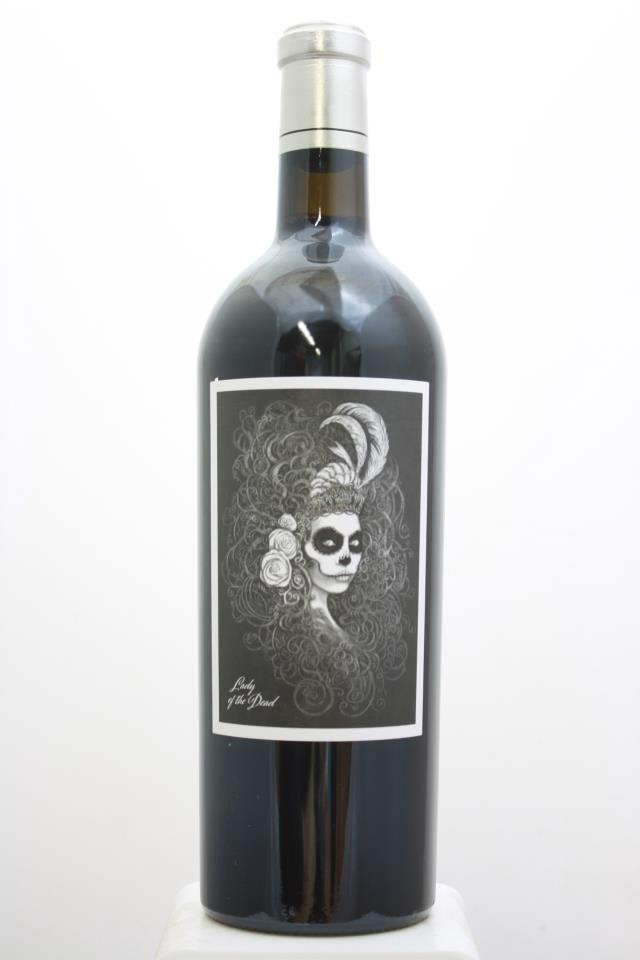 Frias Proprietary Red Lady Of The Dead 2015