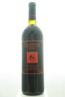 O.S Winery Propprietary Red Sheridan Vineyard Ulysses 2004