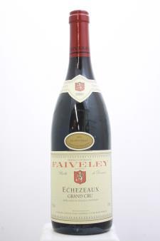 Faiveley (Domaine) Les Grands Crus 2001 du Domaine Faiveley Assortment