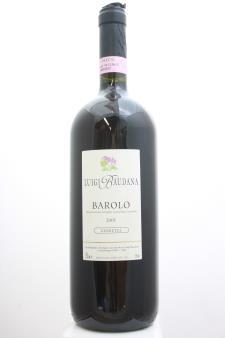 Luigi Baudana Barolo Cerretta 2001