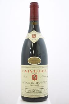 Faiveley (Domaine) Latricières-Chambertin 1998