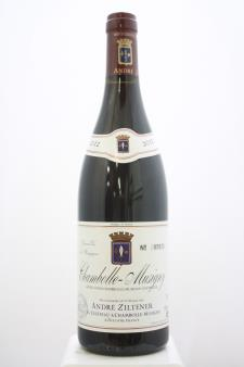 André Ziltener Chambolle-Musigny 2012