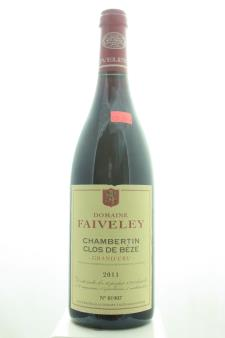 Faiveley (Domaine) Chambertin-Clos de Bèze 2011