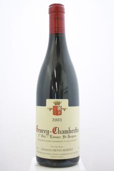 Denis Mortet Gevrey-Chambertin Lavaux St. Jacques 2005