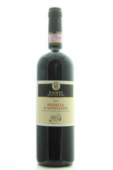 Fanti Tenuta San Filippo Brunello di Montalcino 2003