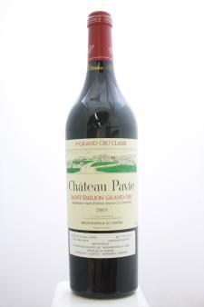Pavie 2003