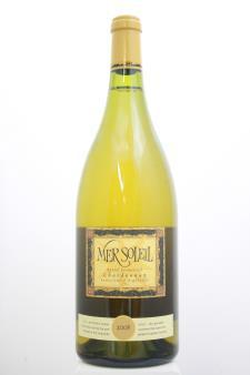 Mer Soleil Chardonnay Barrel Fermented 2008