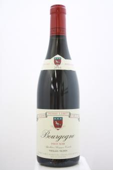 Pierre Labet Bourgogne Vieilles Vignes 2016