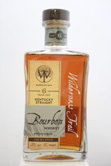 Wilderness Trail Kentucky Straight Bourbon Whiskey 6-Years-Old 2014