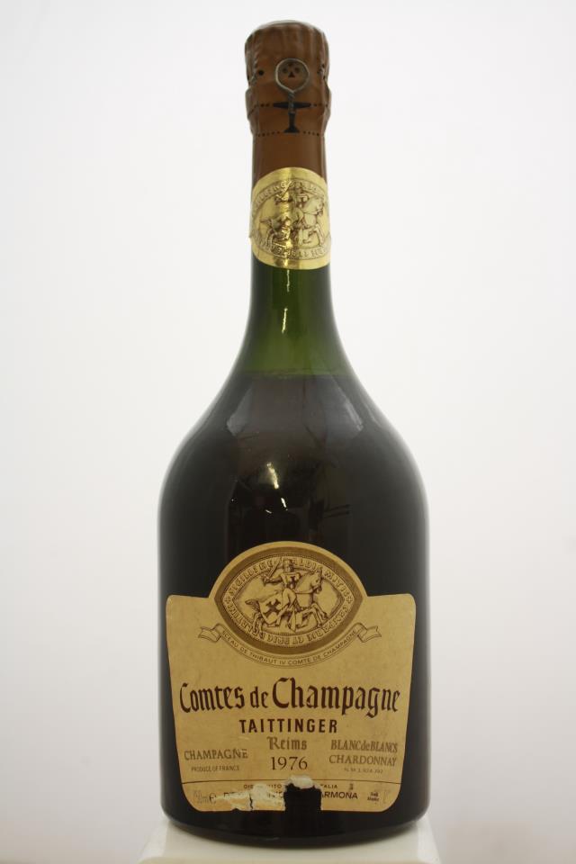 Taittinger Comtes de Champagne Blanc de Blancs 1976