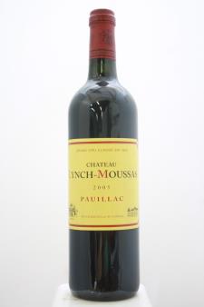 Lynch Moussas 2005