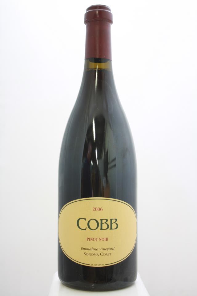 Cobb Pinot Noir Emmaline Ann Vineyard 2006