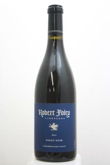 Robert Foley Pinot Noir 2011