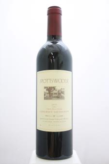 Spottswoode Cabernet Sauvignon Estate 2010