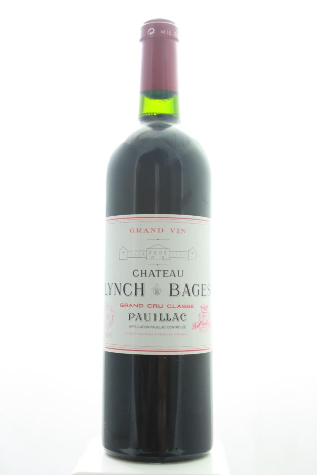 Lynch-Bages 2005