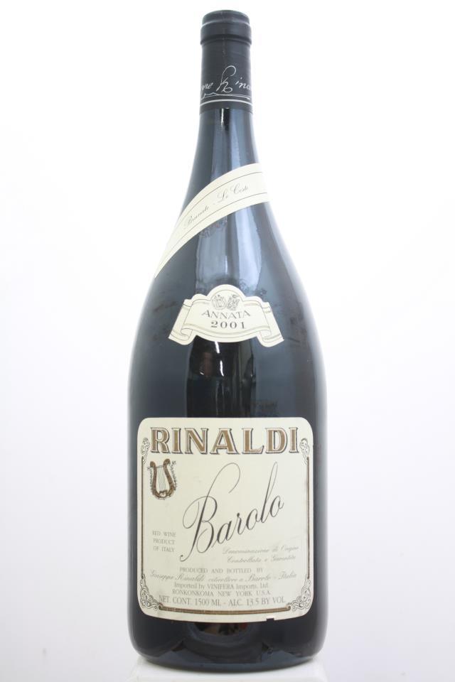 Giuseppe Rinaldi Barolo Brunate / Le Coste 2001
