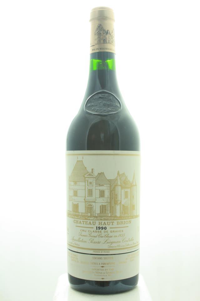 Haut-Brion 1990