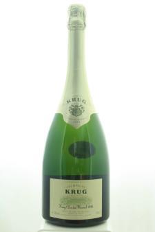 Krug Blanc de Blancs Clos du Mesnil Brut 1996