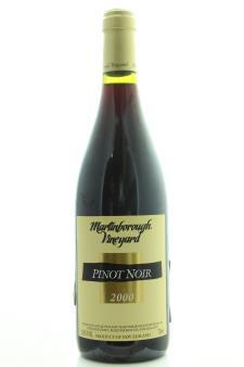 Martinborough Vineyard Pinot Noir 2000