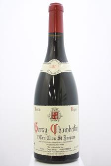Domaine Fourrier Gevrey-Chambertin Clos Saint-Jacques Vieilles Vignes 2004