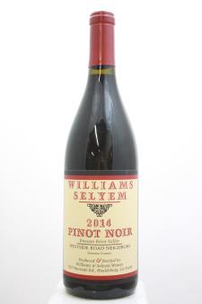 Williams Selyem Pinot Noir Westside Road Neighbors 2014