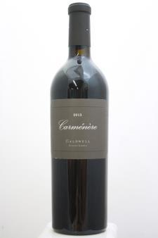 Caldwell Vineyard Carménere 2013