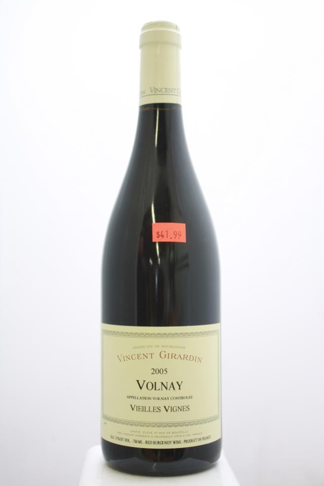 Maison Vincent Girardin Volnay Vieilles Vignes 2005