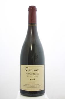 Capiaux Pinot Noir Chimera 2008