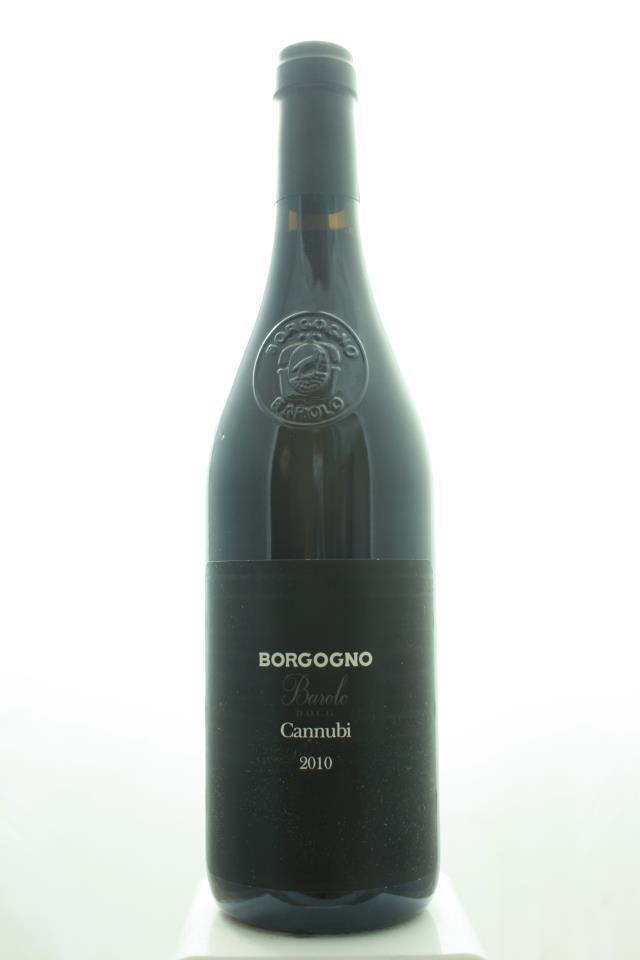 Giacomo Borgogno Barolo Cannubi 2010