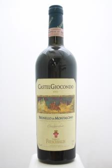 Frescobaldi Castel Giocondo Brunello di Montalcino 1995