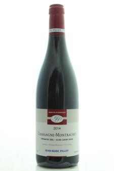 Jean-Marc Pillot Chassagne-Montrachet Clos Saint-Jean Rouge 2014