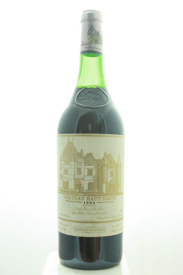 Haut-Brion 1983