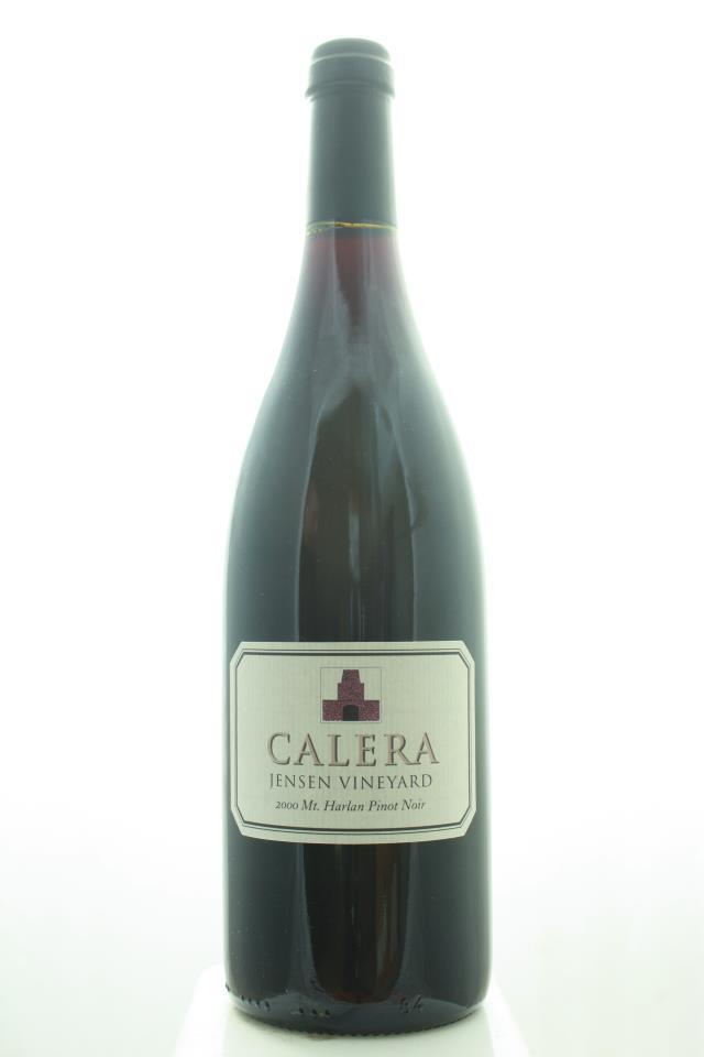 Calera Pinot Noir Jensen Vineyard 2000