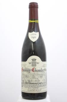 Claude Dugat Gevrey-Chambertin 1998