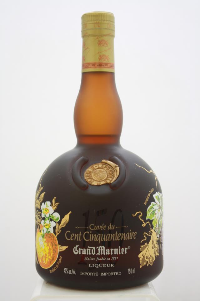 Grand Marnier Liqueur Cuvee du Cent Cinquantenaire NV