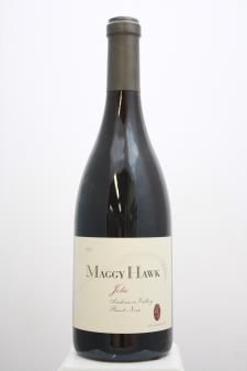 Maggy Hawk Pinot Noir Clone 115 Jolie 2013