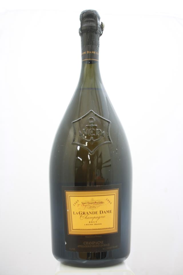 Veuve Clicquot La Grande Dame Brut 1988